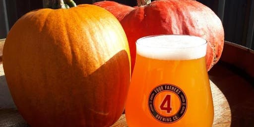 Pint and a Pumpkin - Carving Night