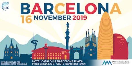 LICWORLD  EVENT  IN  BARCELONA biglietti