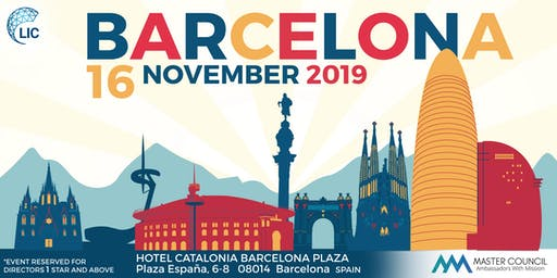 LICWORLD  EVENT  IN  BARCELONA