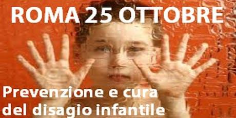 [ROMA] Formazione Gratuita: Prevenzione e Cura del Disagio Infantile biglietti