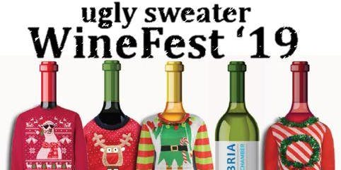 Ugly Sweater Wine Fest 2019