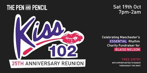 Kiss 102 - 25yr Reunion