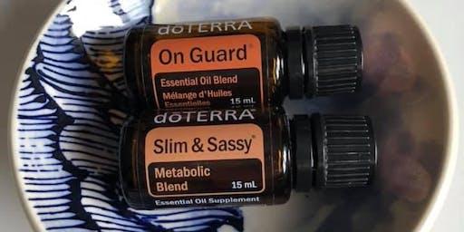 Essential Oils for Self-Care