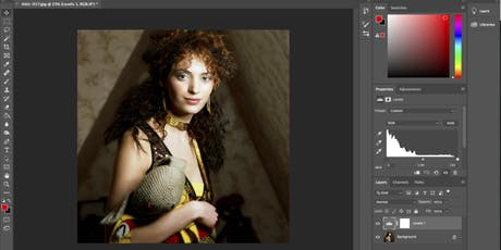 Adobe Lightroom and Photoshop Post-Production Course - Autumn Sale tickets