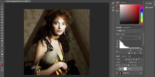 Adobe Lightroom and Photoshop Post-Production Course - Autumn Sale