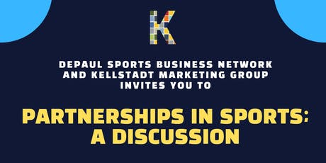 Partnerships in Sports: A Discussion tickets