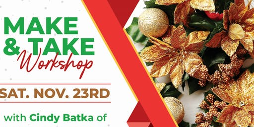 Make & Take Workshop