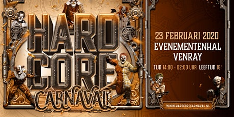 Hardcore Carnaval tickets