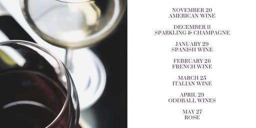 Wine Series: American Wine