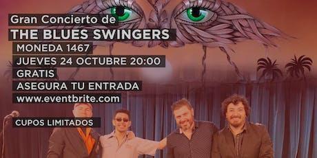 Gran Concierto de The Blues Swingers boletos