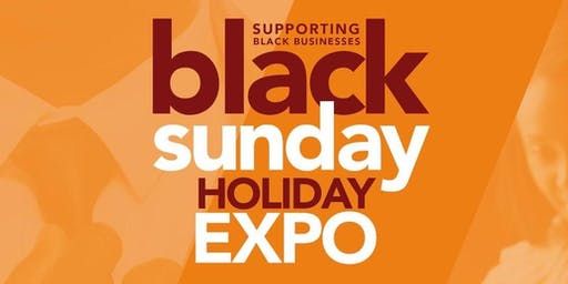 Black Sunday Holiday Expo 2019