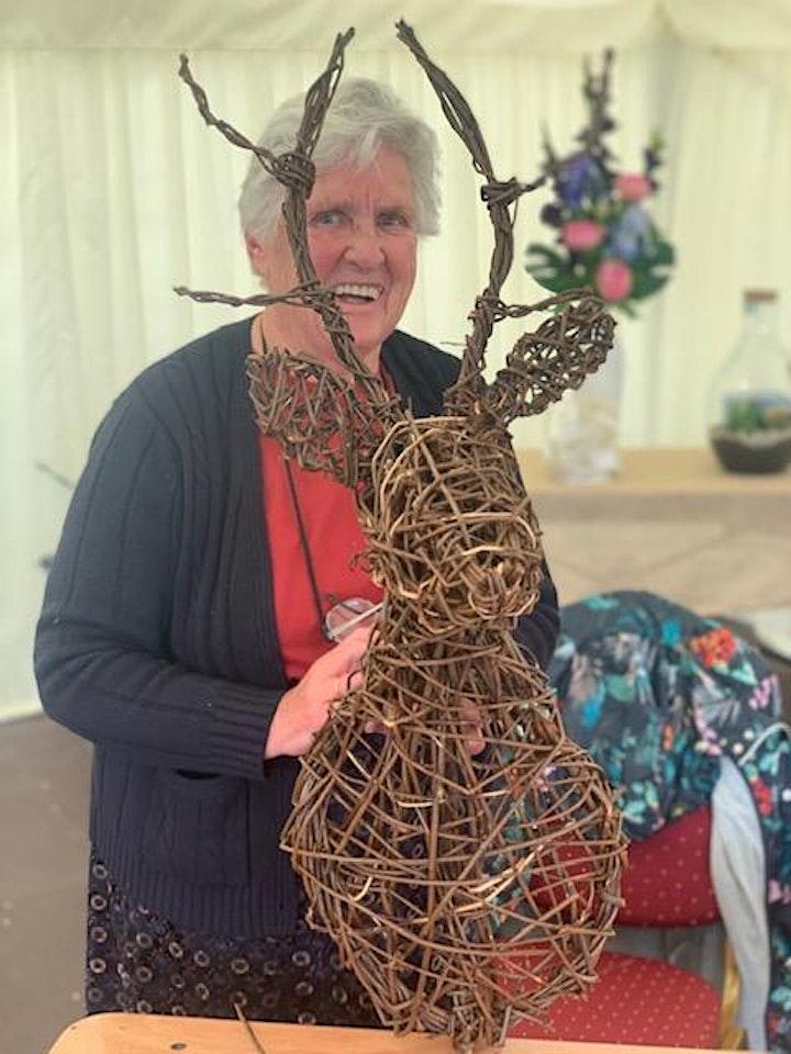 Willow Weaving Sculpture image