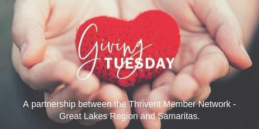 Giving Tuesday in the Great Lakes Region