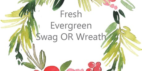 Wreath or Swag tickets