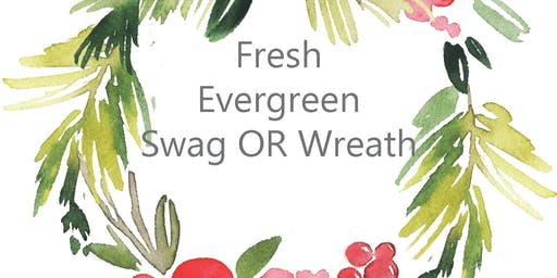 Wreath or Swag