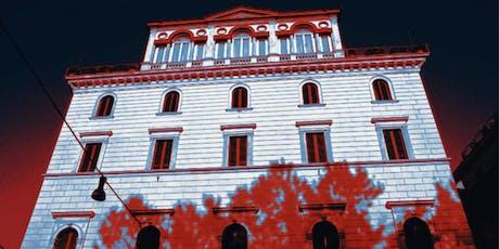 Aperitivo di Lusso nel Palazzo Storico Lugnotevere dei Mellini! biglietti