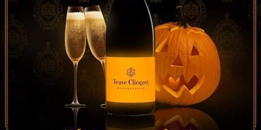 HALLOWEEN PARTY MILANO By Champagne Veuve Clicquot - Opening