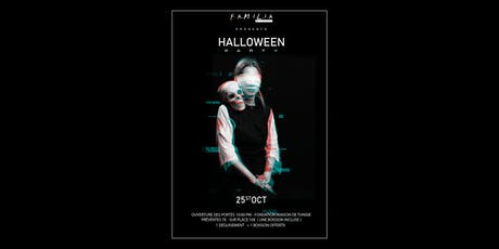Halloween Party billets