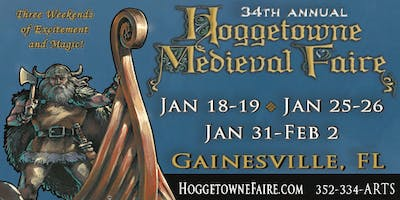 Hoggetowne Medieval Faire 2020