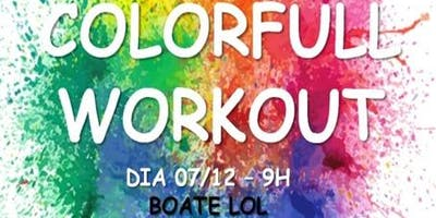 COLORFULL WORKOUT