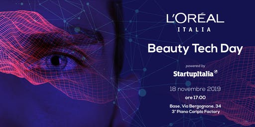 L'Oréal Beauty Tech Day - powered by StartupItalia