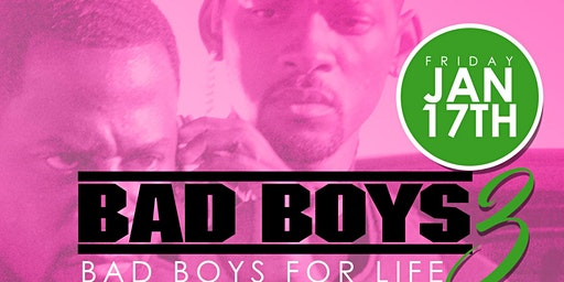 Bad Boys 3 Bad Boys for Life Movie Premiere with the AKAs