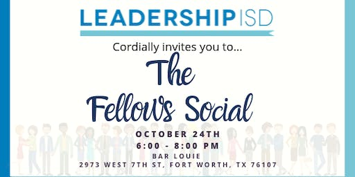 Tarrant County 2020 Fellows Social