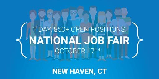 LAZ PARKING NATIONAL JOB FAIR - NEW HAVEN, CT