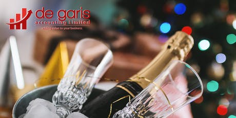 Christmas Party! Come and Celebrate. Champagne and Canapes tickets