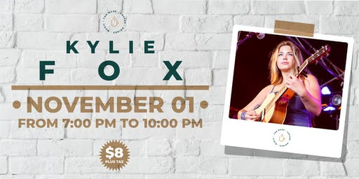 The Muse present Kylie Fox