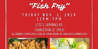 "Turn Up & Dance ""Fish Fry"" fundraiser!"