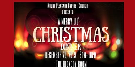 A Merry Lil' Christmas Dinner tickets