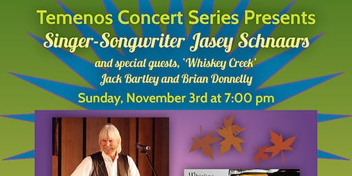 "Jasey Schnaars in Concert with ""Whiskey Creek"""