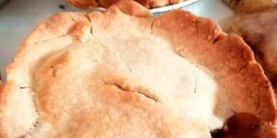Make and Take Thanksgiving Pie Class #1