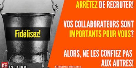"""Webinaire """"Mobilisation et fidélisation de vos collaborateurs"""" billets"""