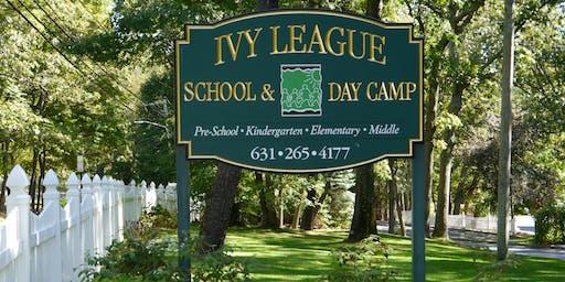 Ivy League Preschool Transition Night