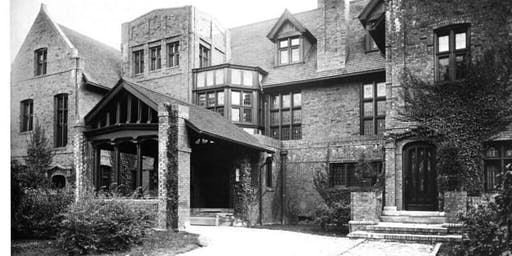 """CCHM Annual Meeting and """"History Talks: The Harris Mansion Heist"""""""
