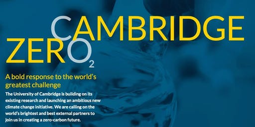 Cambridge Zero - Town Hall Meeting