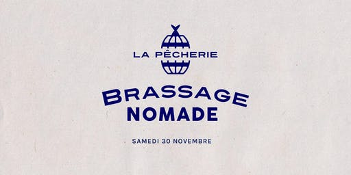 BRASSAGE NOMADE - A New Brewing Experience !