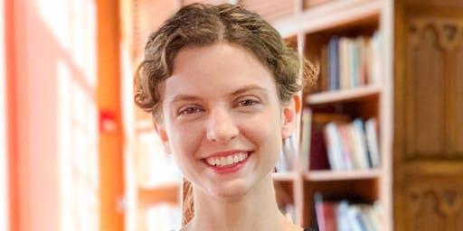 Emerging Scholar Anne Kerth Lunch Talk