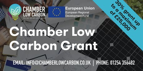 Introduction to Chamber Low Carbon tickets