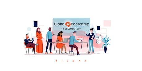 Global AI Bootcamp Bilbao entradas