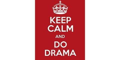 Drama for Teachers of English