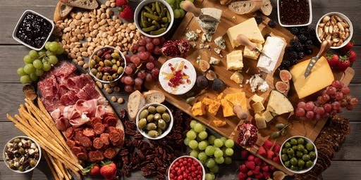 November Cheeses of the Month Build Your Own Charcuterie Board - Cascade