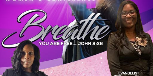 Covergirl Women's Conference-Breathe