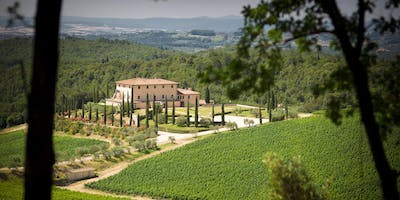 A Tour of Tuscany with Lia Banville: a Bar Boulud Wine Dinner