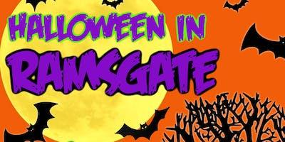 Ramsgate Halloween Town Trail