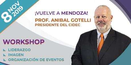"""Workshop: """"Liderazgo, imagen y organización de eventos"""" entradas"""