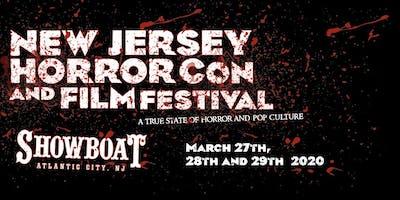 NJ Horror *** Tickets For SPRING 2020