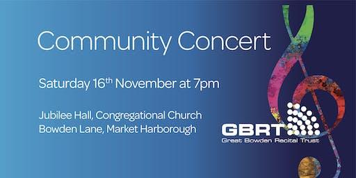 Community Concert